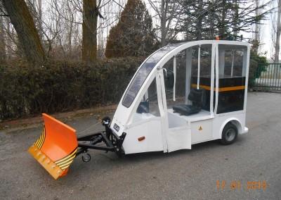 OSCAR Elektrikli araçlar kkoby küreme