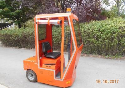 OSCAR Elektrikli araçlar mkoby işbir1