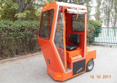 OSCAR Elektrikli araçlar mkoby işbir2
